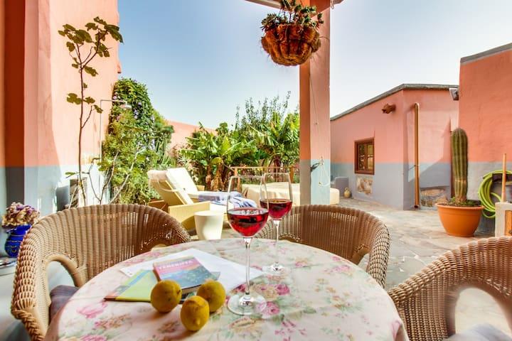 Villa Caliborna - Fasnia - Casa