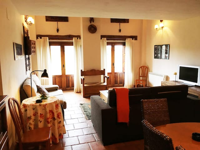 Casita San Miguel - Pedraza - Appartement