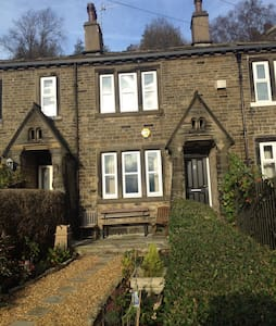 Beautiful character cottage Halifax Calderdale - Halifax - Дом