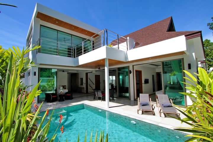 Ya Nui Beach Villa Located 400m From Rawai Beach