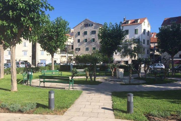 City Centre Sea View - Split - Departamento