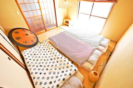 JPN stylish room@SHINAGAWA,10mins to GINZA,TOKYO - Shinagawa-ku