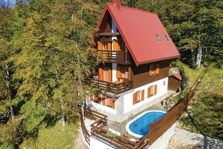 Cozy, beautiful home for winter holidays in Platak - Platak