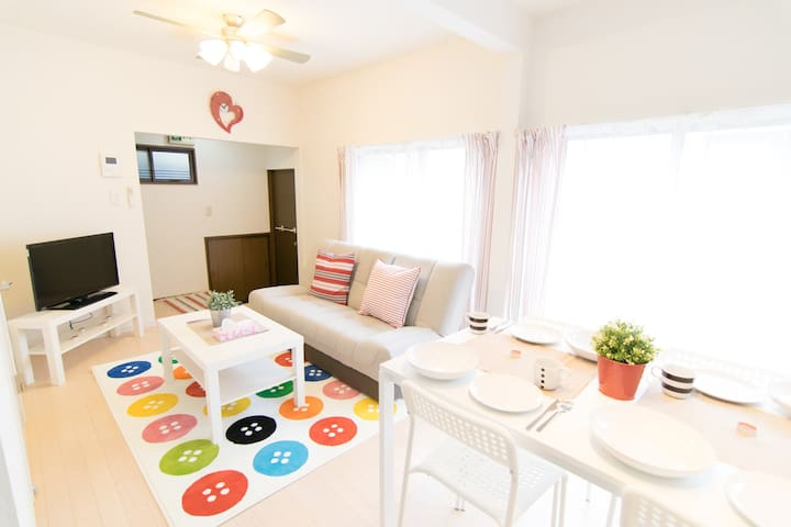 EasyAccessTokyoUeno/SpaciousHouse/FreePocketWifi - 松戸市 - House