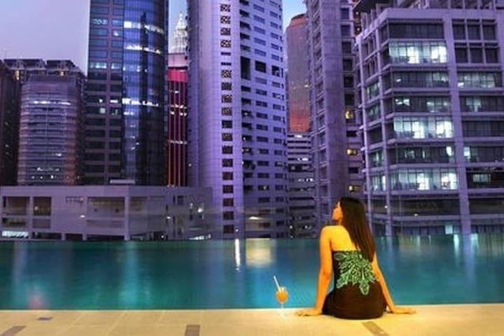 Perfect location #7 @Heart of KL City, Metro MRT