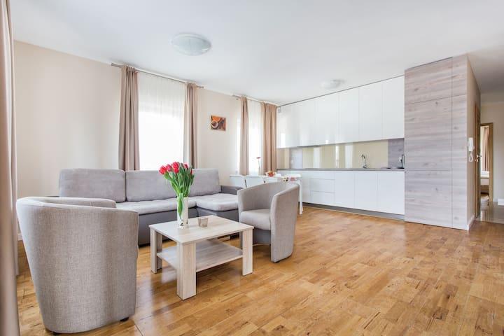 Apartamenty Borowinowa2 - Krakau - Wohnung