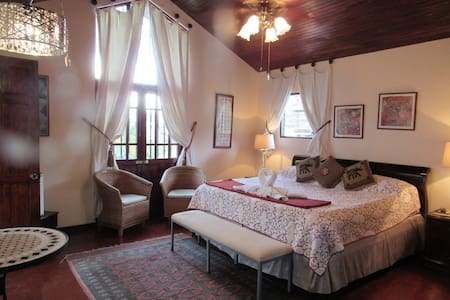 Cariari  Bed and Breakfast: Royal Suite25X25