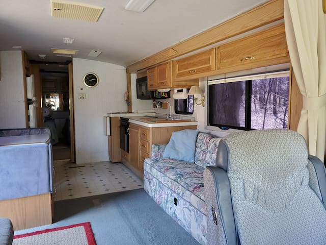 Vermont RV Camping comfort without the hassles!