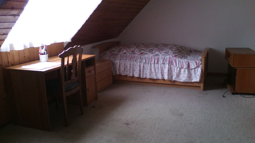 2 Zimmer im ländlichen Gebiet - Velbert - Townhouse