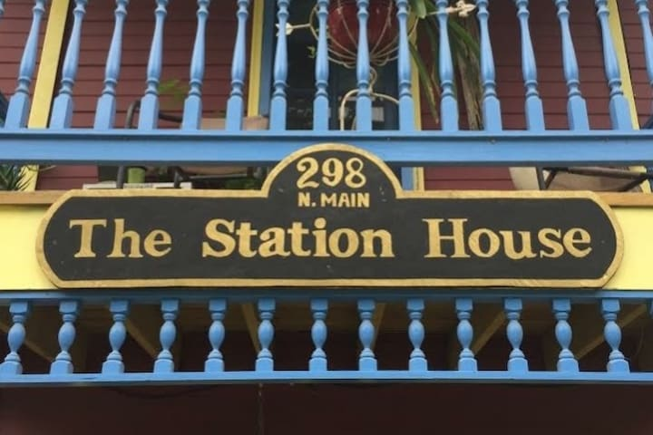 The Station House~Discover Eureka Springs!
