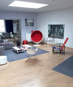Spacious apartment nearby the city centre - Antwerpen