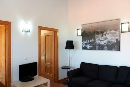 Apartamento comillas vistas al mar - Ruilobuca - Huoneisto