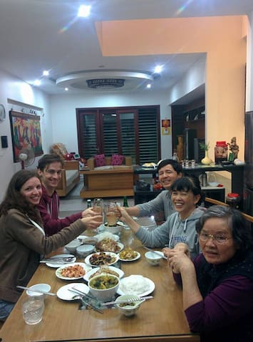 The Hanoi Family Villa 2