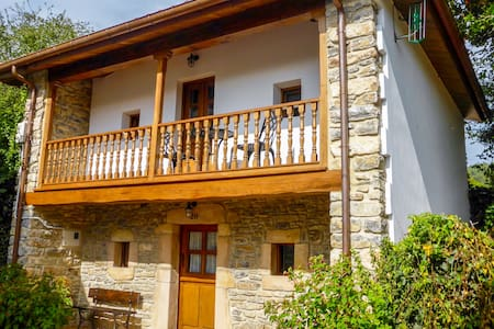 Charming stone house near Rodiles Beach
