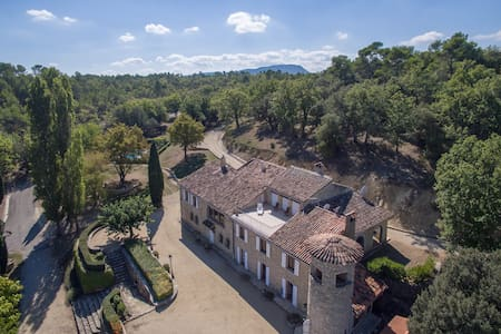 Beautiful Provencal holiday estate - Fox Amphoux - บ้าน