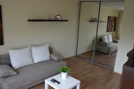 Center Studio Apartment - Marijampolė - 公寓