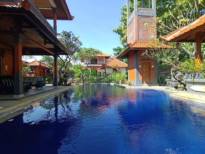 Lovina Beach Area Villa with Pool-Best Price