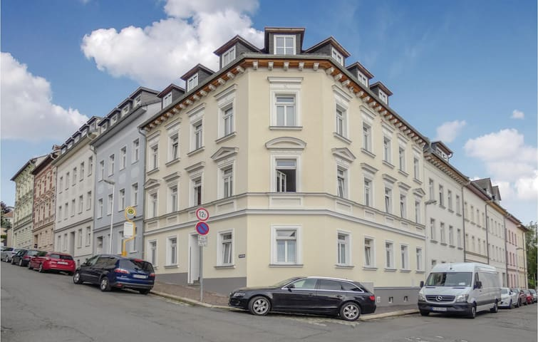 Holiday apartment with 2 bedrooms on 52m² in Thüringen-Gera