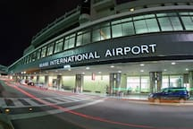Miami international airport 8 minutes from home
