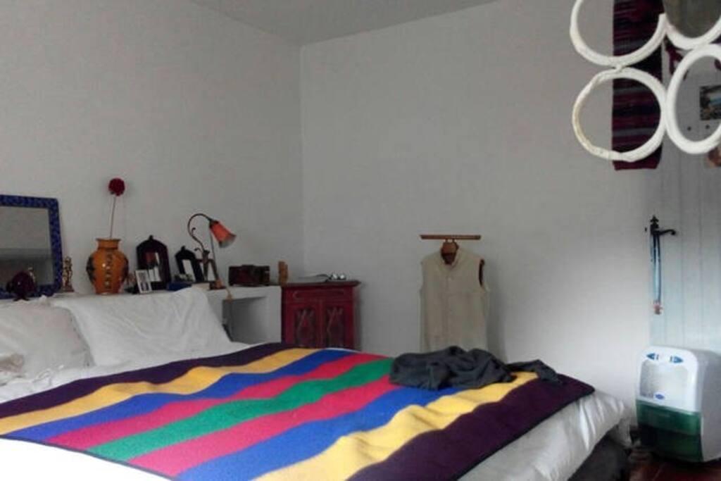 stanza da letto 1, bedroom with a matrimonial bed