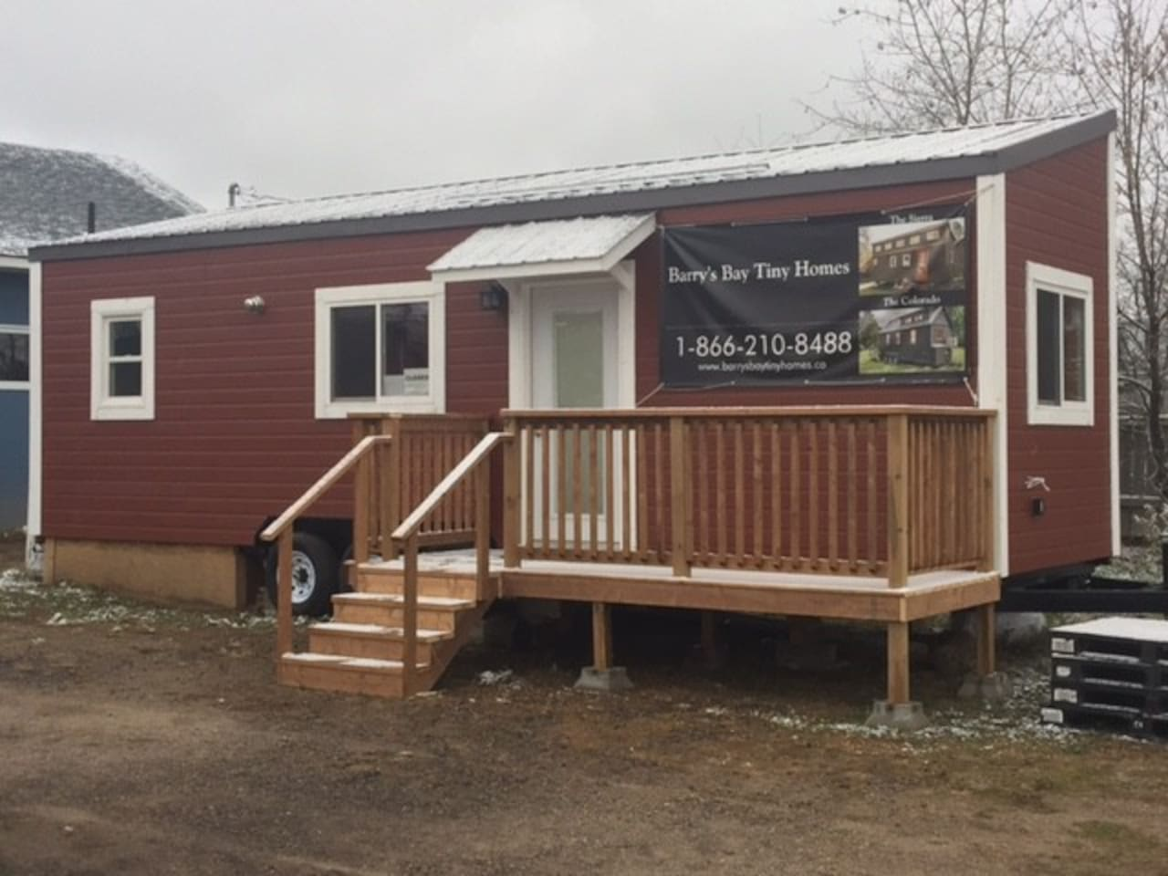 Just completed Tiny Home