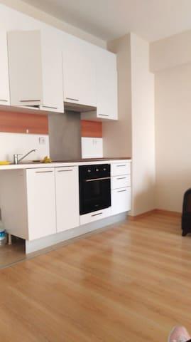 Квартира в приятном районе Стамбула