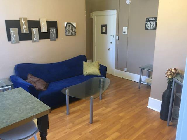 Cute 2 Bedroom General Hospital Apartment. - Regina - Appartement
