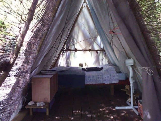Surf Camp aménagé (Tente mon Grain de Sable) - Sainte Anne