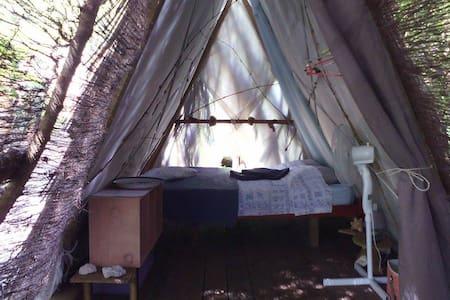 Surf Camp aménagé (Tente mon Grain de Sable) - Khemah