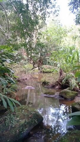 Sítio das Flores - São Luis do Paraitinga - São Luís do Paraitinga - Cottage