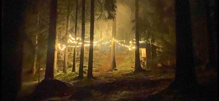Cosy Yurt near Gothenburg