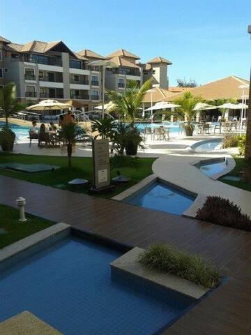 Lindo apartamento do Condomínio Mediterranê - Fortaleza - Apartmen