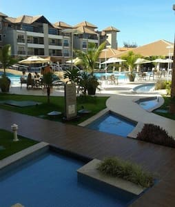 Lindo apartamento do Condomínio Mediterranê - Fortaleza
