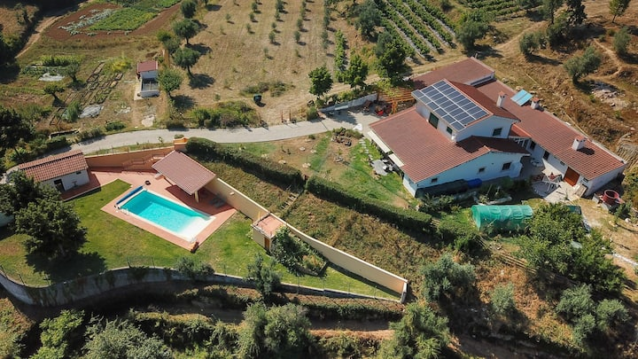 Casa Do Moinho - Rural Retreat and Vineyard