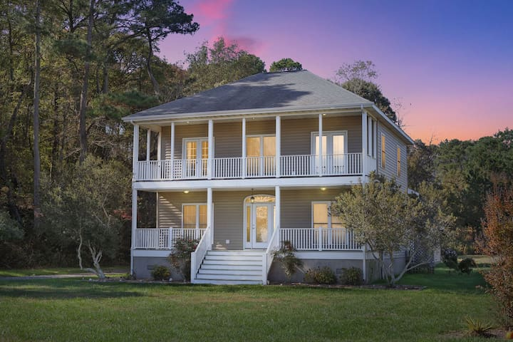 Blue Heron - A Wondrous Vacation Experience on the Eastern Shore of VA!