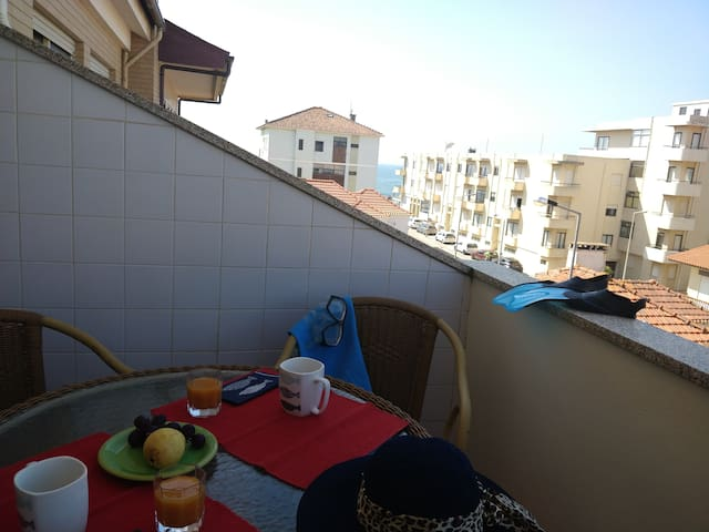 Sea View - Balcony one