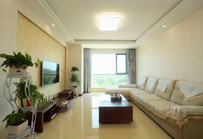 八一星海湾海景房 - Huludao - Apartment