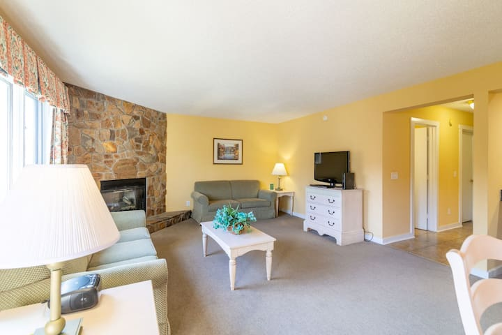 Massanutten Resort's Eagle Trace Premium One Bedroom Condo
