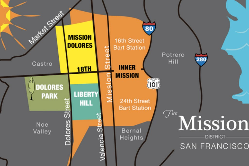 Our neighborhood - The Mission