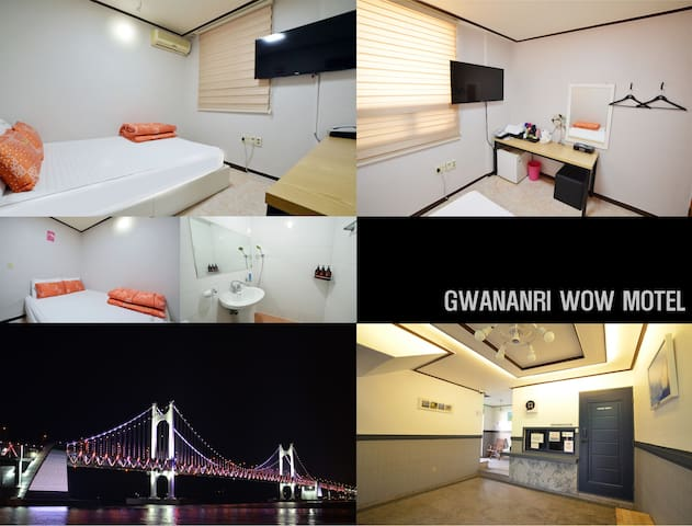 Gwangan Ocean cost-effetiveness Wow1!~