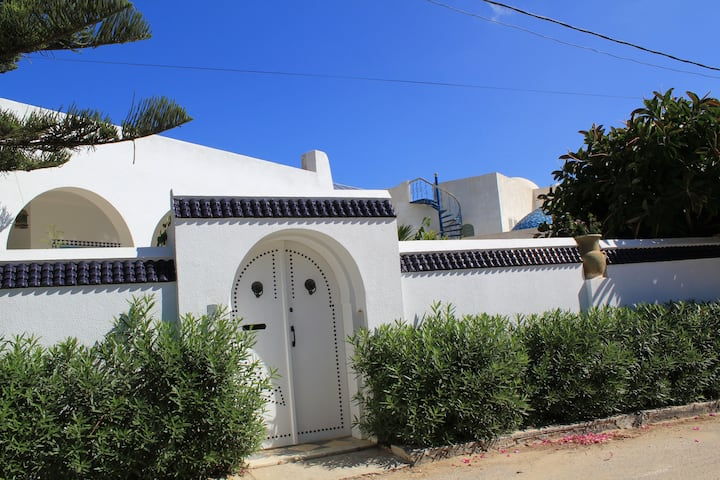 Maison bord de mer à Kelibia