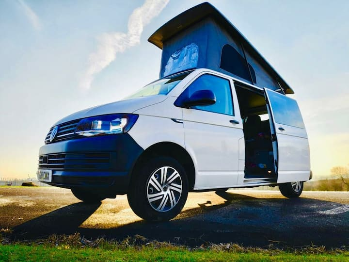 Luxury 2018 VW Transporter Campervan - Mork