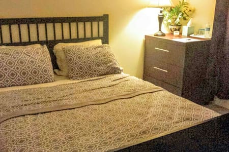 Highly Rated Room in Bowie Near DC - Bowie - Casa