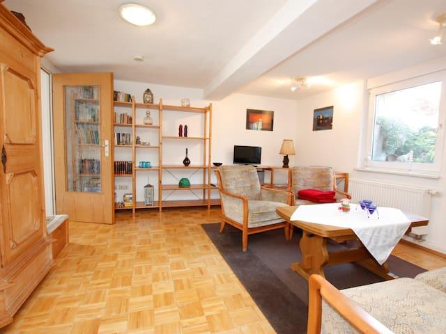 Ferienwohnung Strobel, (Meersburg), 2-Zimmer Ferienwohnung, 1 Schlafzimmer, max. 2 Personen