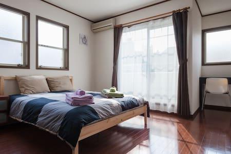 FAMILY-friendly 3 bedroom homeー3 min to station!! - Shibuya-ku
