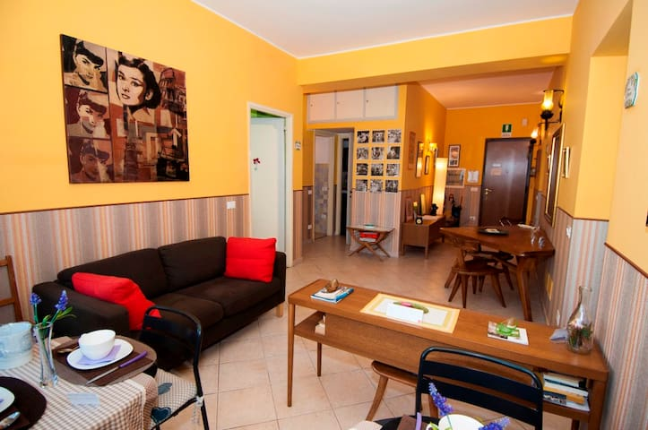 foto del soggiorno - area comune