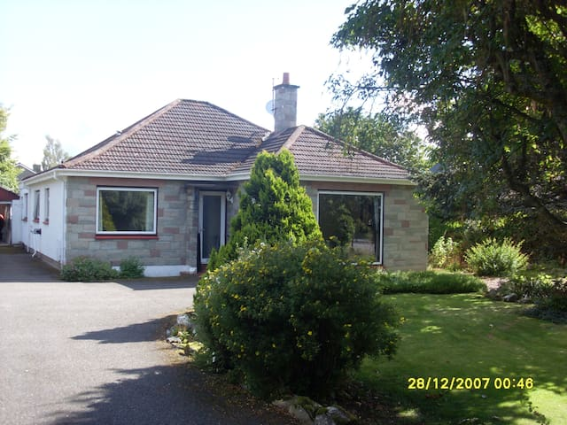 Highland Home from Home - Grantown-on-Spey - Bungalow