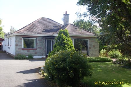 Highland Home from Home - Grantown-on-Spey