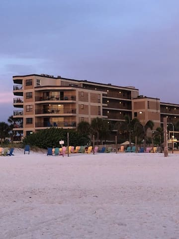 Gulf Strand Beach Resort
