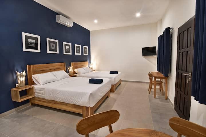 Family room 4p at La Casa Jogja
